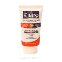 کرم ضد آفتاب با پوشش کرم پودری و بدون چربیSPF30 الارو Ellaro